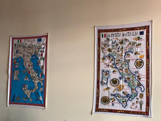 Italy wall art