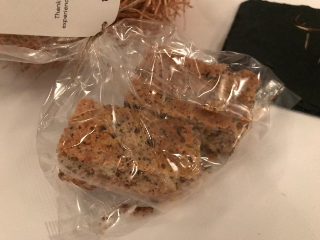 Wholewheat rusks for breakfast