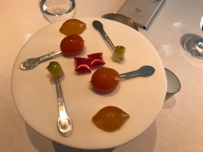 dessert fruit flavors
