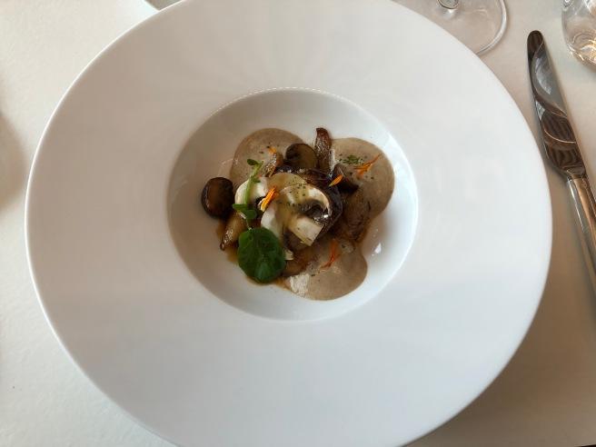 foie gras mushroom