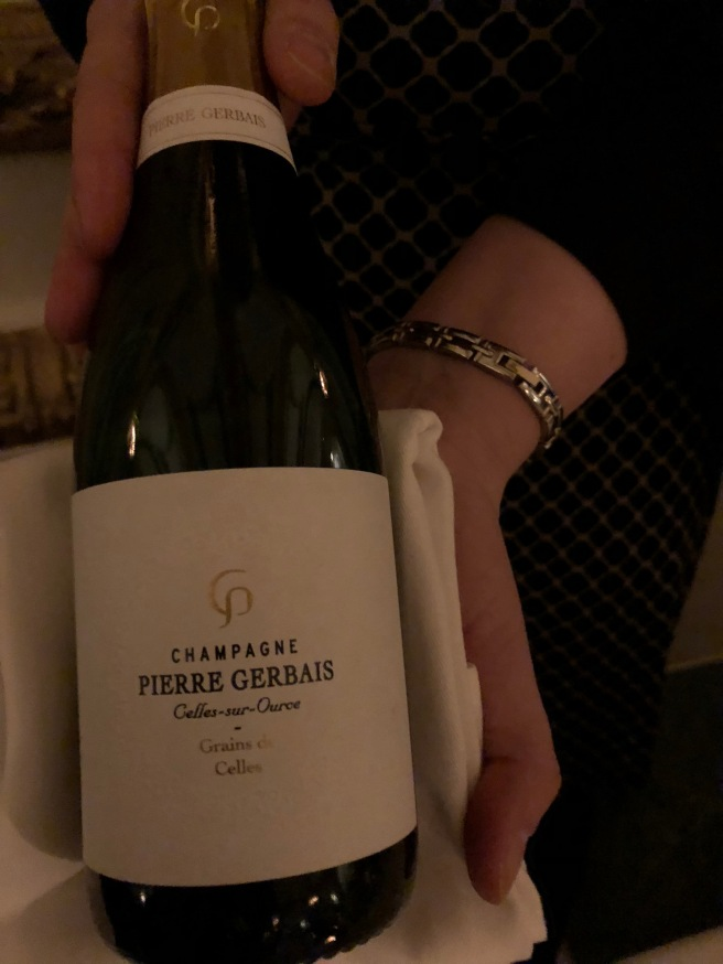 starting champagne