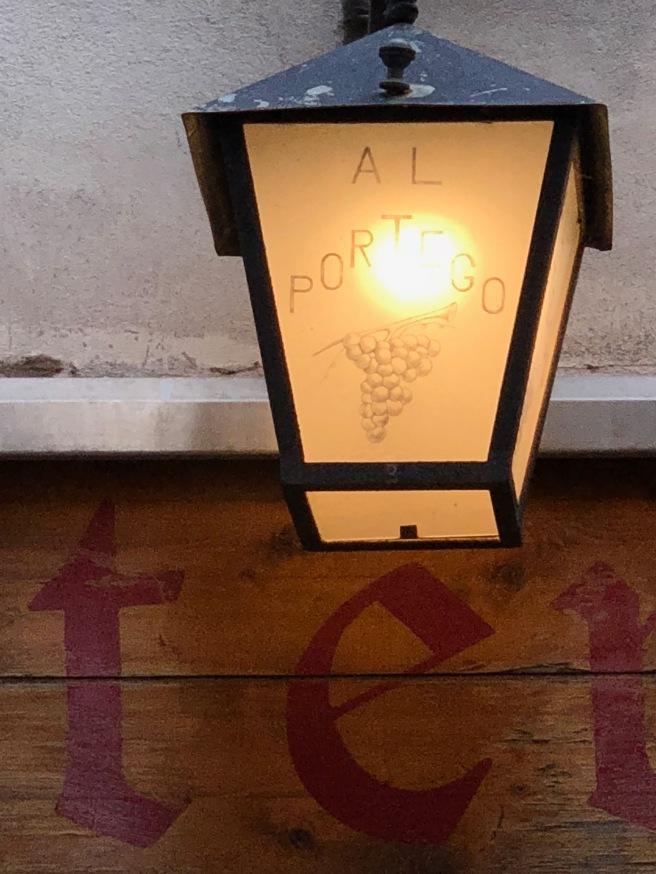 Their lantern
