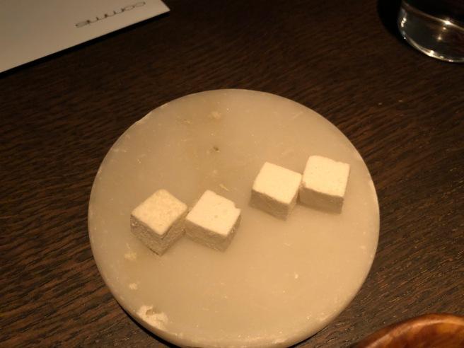 Chamomile marshmallow