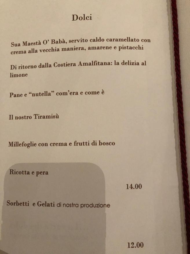 dessert menu 1
