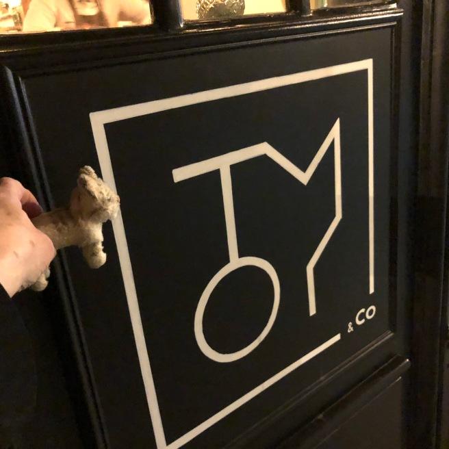 Frankie liked the logo