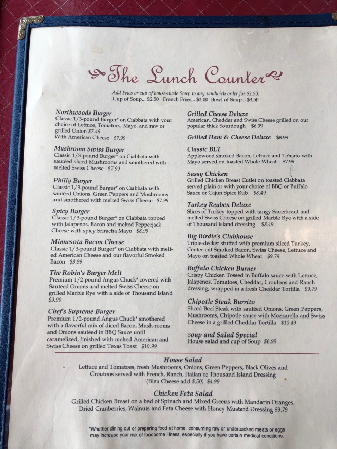 menu 6