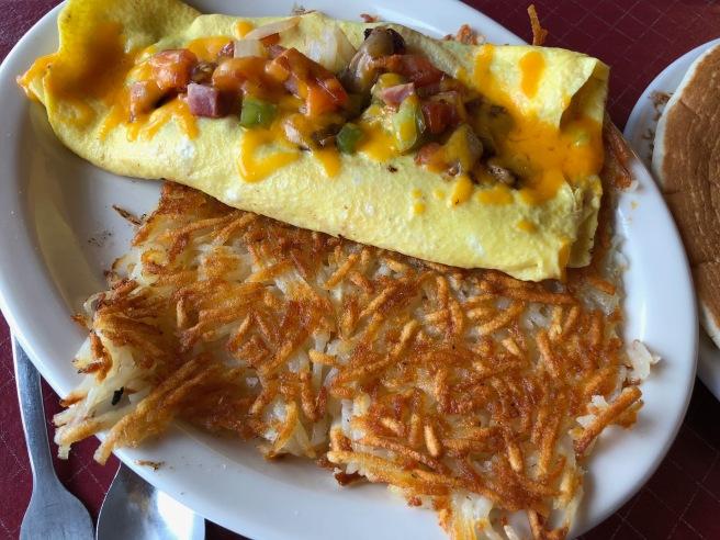 Robin's Nest Original Omelette