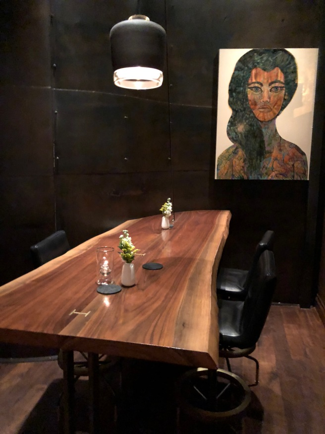 extra guest table