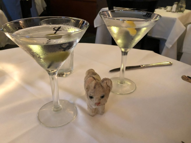 Frankie wanted a martini