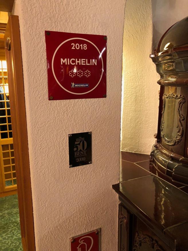 Michelin sign