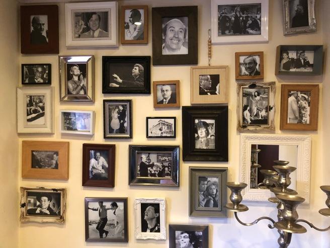 photos at entrance