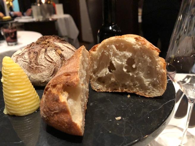 inside bread