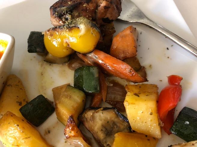 vegetables closer