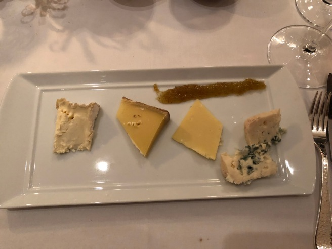 plate of choices