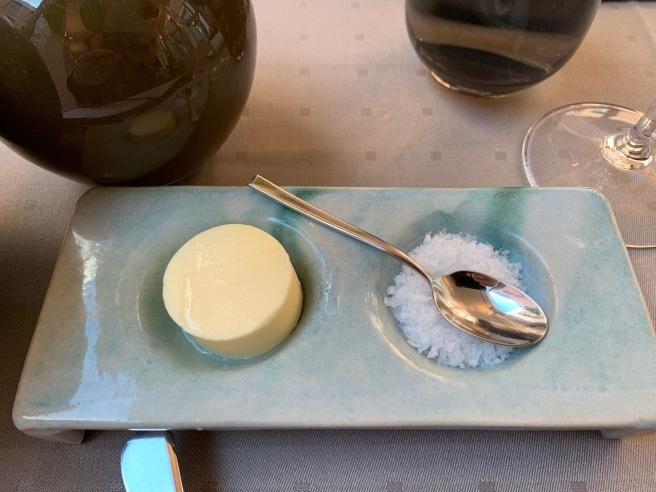 butter and salt