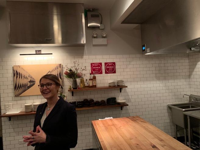 kitchen tour