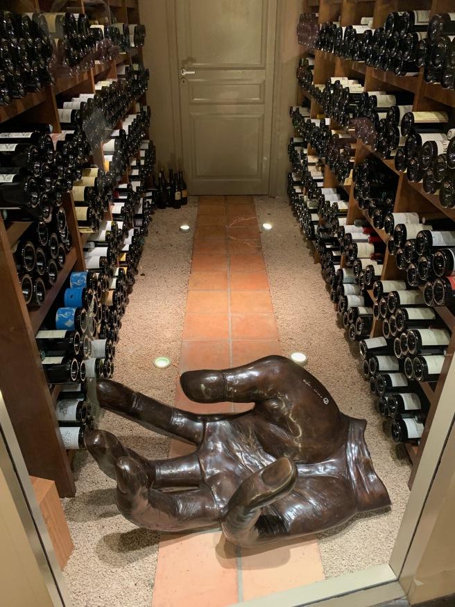 wine cellear