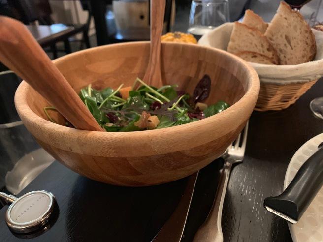 nice bowl for salad