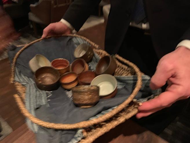 chose saki cup