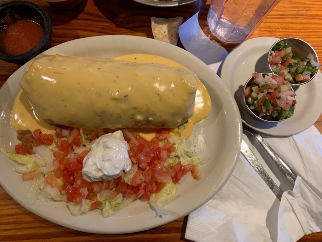 El Gordo Burrito