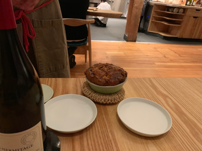 apple pie presentation