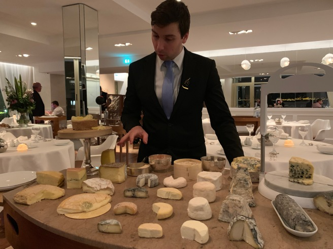 cheese cart explanations