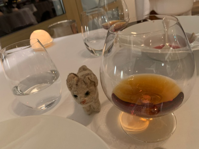 Frankie and the brandy
